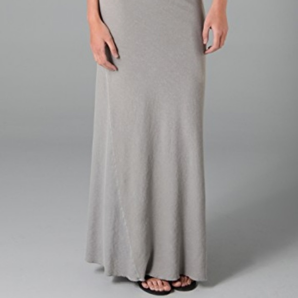 hot-selling real bright in luster on feet at James Perse Pull On Maxi Skirt